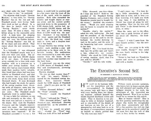 Article Preview: The Executive's Second Self., February 1906 | Maclean's