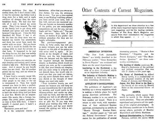 Article Preview: Other Contents of Current Magazines, March 1906 | Maclean's