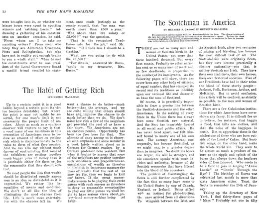 Article Preview: The Scotchman in America, April 1906 | Maclean's