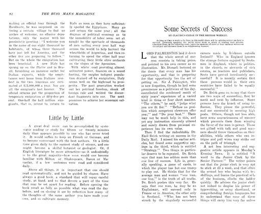 Article Preview: Some Secrets of Success, July 1906 | Maclean's