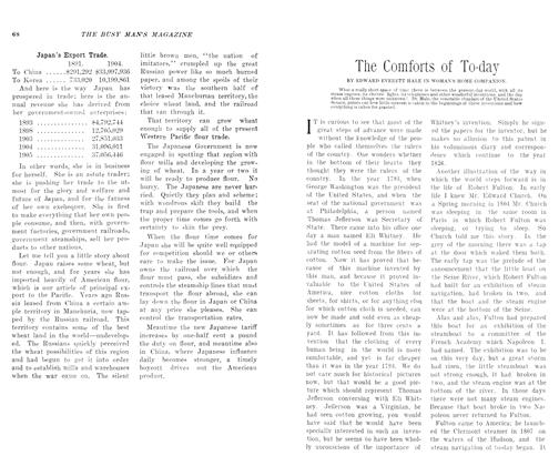 Article Preview: The Comforts of To-day, August 1906 | Maclean's