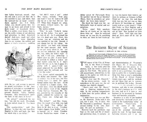 Article Preview: The Business Mayor of Scranton, November 1906 | Maclean's