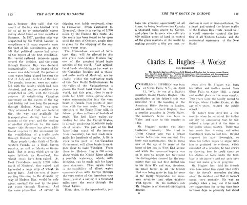 Article Preview: Charles E. Hughes—A Worker, November 1906 | Maclean's