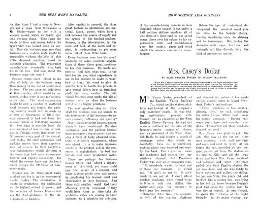 Article Preview: Mrs. Casey's Dollar, November 1906 | Maclean's