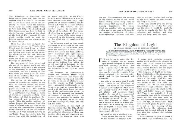 Article Preview: The Kingdom of Light, January 1907 | Maclean's