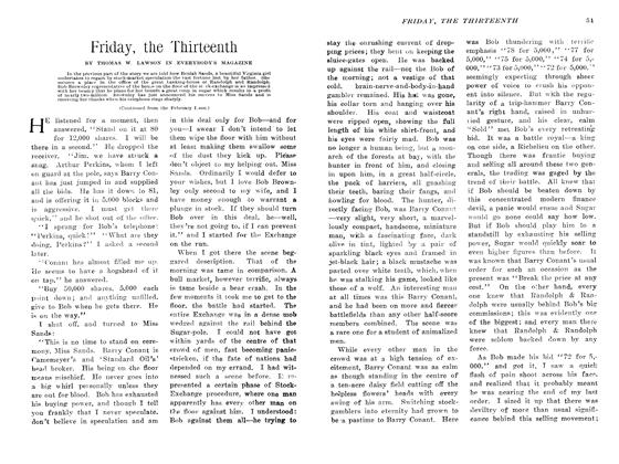Article Preview: Friday, the Thirteenth, March 1907 | Maclean's
