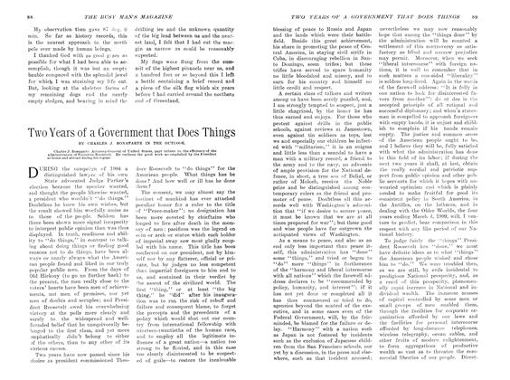 Article Preview: Two Years of a Government that Does Things, April 1907 | Maclean's