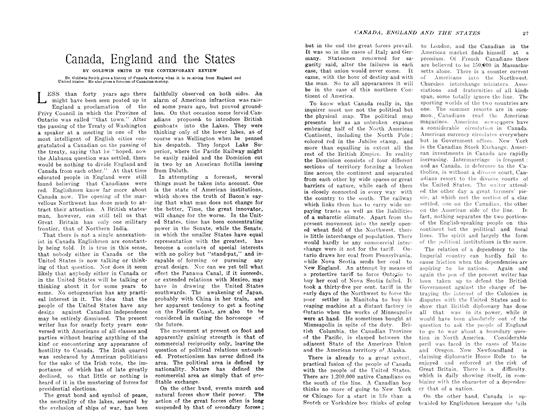 Article Preview: Canada, England and the States, May 1907 | Maclean's