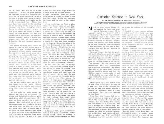 Article Preview: Christian Science in New York, May 1907 | Maclean's