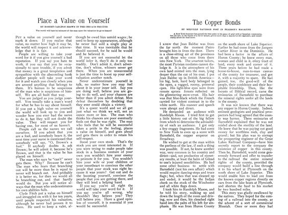 Article Preview: The Copper Bonds, June 1907 | Maclean's