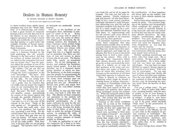 Article Preview: Dealers in Human Honesty, June 1907 | Maclean's