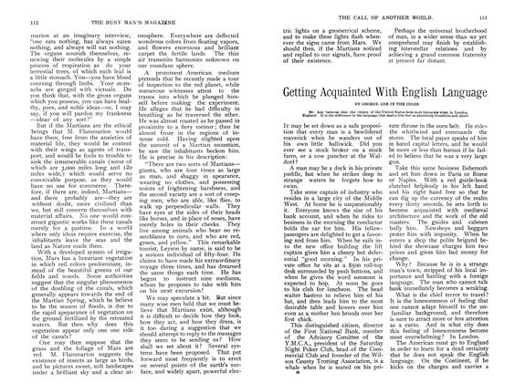 Article Preview: Getting Acquainted With English Language, June 1907 | Maclean's