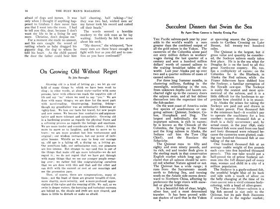 Article Preview: Succulent Dinners that Swim the Sea, July 1907 | Maclean's