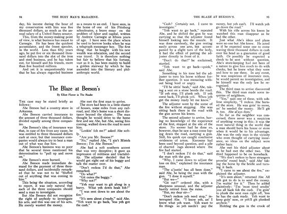 Article Preview: The Blaze at Beeson's, July 1907 | Maclean's