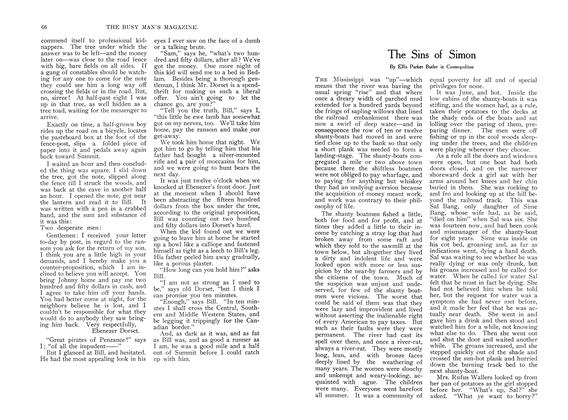 Article Preview: The Sins of Simon, August 1907 | Maclean's