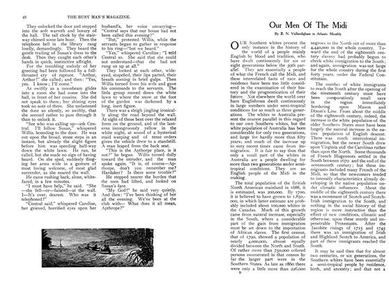 Article Preview: Our Men Of The Midi, September 1907 | Maclean's