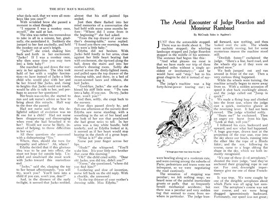 Article Preview: The Aerial Encounter of Judge Reardon and Monsieur Rambaud, September 1907 | Maclean's