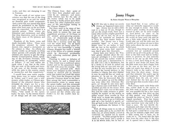 Article Preview: Jimmy Hogan, October 1907 | Maclean's