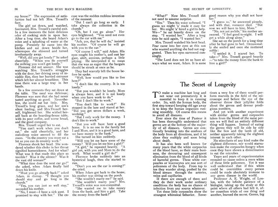 Article Preview: The Secret of Longevity, October 1907 | Maclean's