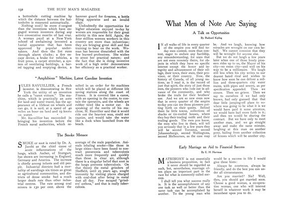 Article Preview: A Talk on Opportunities, December 1907 | Maclean's