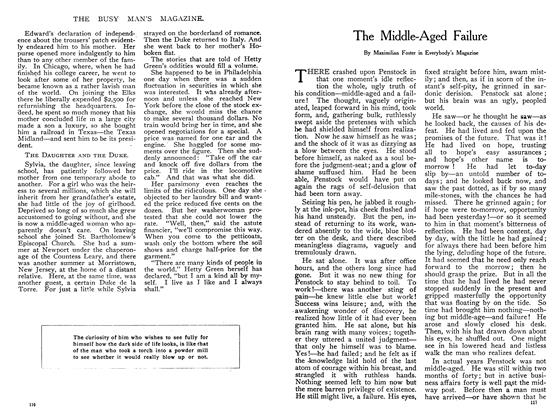 Article Preview: The Middle-Aged Failure, February 1908 | Maclean's