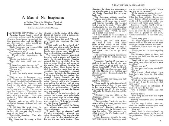 Article Preview: A Man of No Imagination, May 1908 | Maclean's