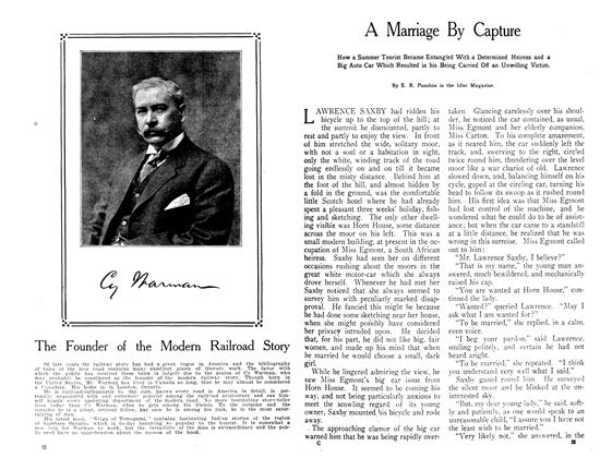 Article Preview: A Marriage By Capture, July 1908 | Maclean's