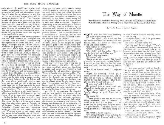 Article Preview: The Way of Musette, July 1908 | Maclean's