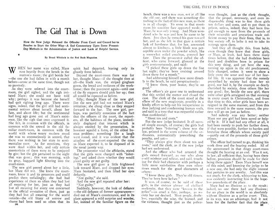 Article Preview: The Girl That is Down, July 1908 | Maclean's