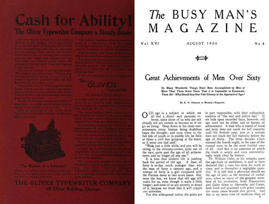 Article Preview: Great Achievements of Men Over Sixty, August 1908 | Maclean's