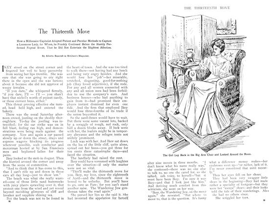 Article Preview: The Thirteenth Move, September 1908 | Maclean's