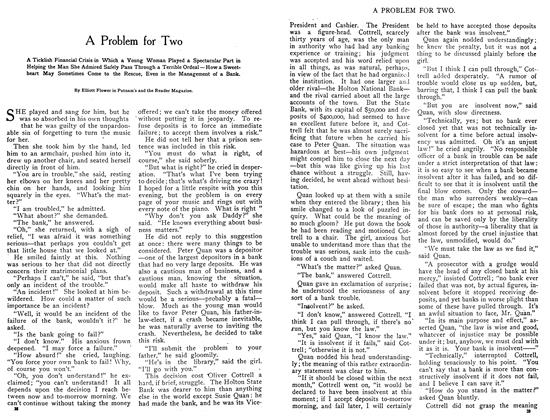 Article Preview: A Problem for Two, October 1908 | Maclean's