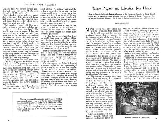 Article Preview: Where Progress and Education Join Hands, October 1908 | Maclean's