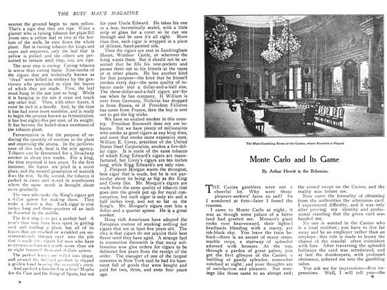 Article Preview: Monte Carlo and Its Game, November 1908 | Maclean's