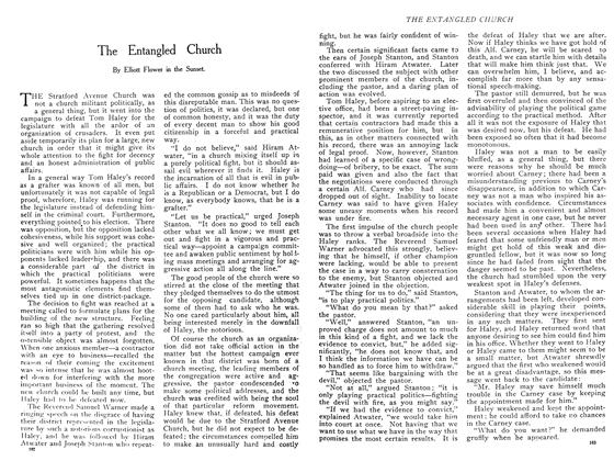 Article Preview: The Entangled Church, November 1908 | Maclean's