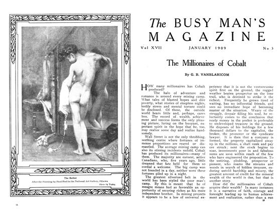 Article Preview: The Millionaires of Cobalt, January 1909 | Maclean's