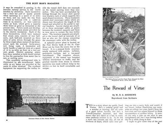Article Preview: The Reward of Virtue, January 1909 | Maclean's