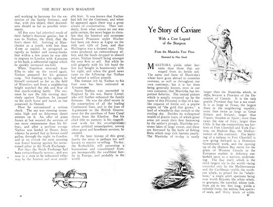 Article Preview: Ye Story of Caviare, April 1909 | Maclean's