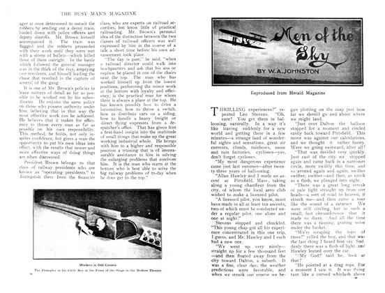 Article Preview: Men of the Sky, April 1909 | Maclean's