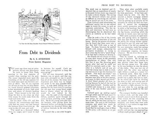 Article Preview: From Debt to Dividends, April 1909 | Maclean's