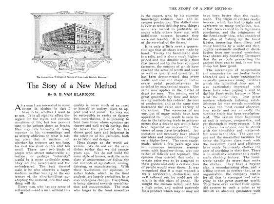 Article Preview: The Story of a New Method, May 1909 | Maclean's