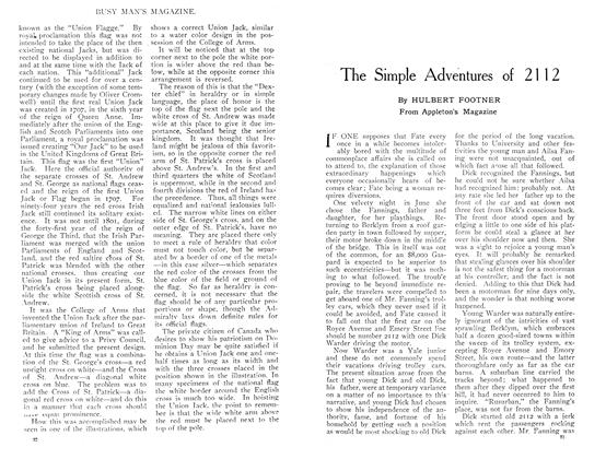 Article Preview: The Simple Adventures of 2112, July 1909 | Maclean's
