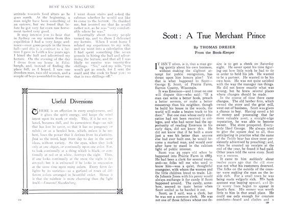 Article Preview: Scott: A True Merchant Prince, September 1909 | Maclean's