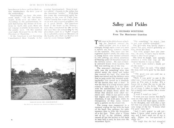 Article Preview: Sallery and Pickles, October 1909 | Maclean's