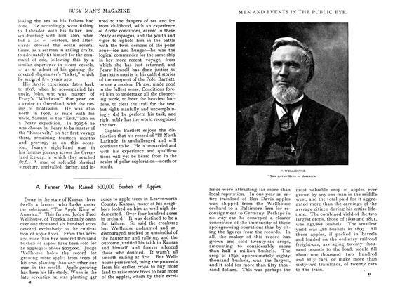 Article Preview: A Farmer Who Raised 500,000 Bushels of Apples, November 1909 | Maclean's