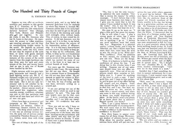Article Preview: One Hundred and Thirty Pounds of Ginger, December 1909 | Maclean's