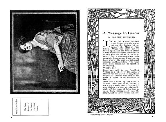Article Preview: A Message to Garcia, February 1910 | Maclean's
