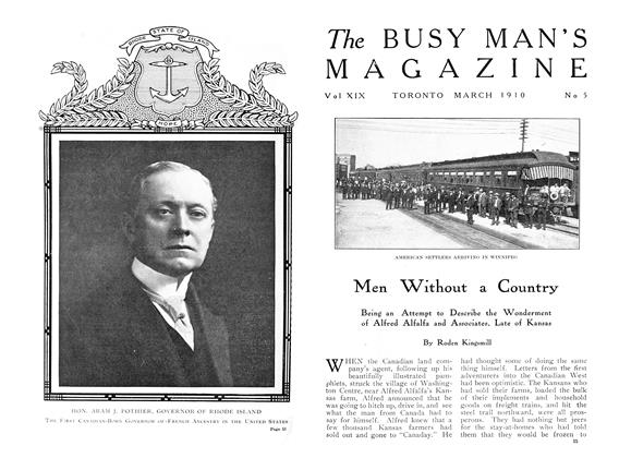 Article Preview: Men Without a Country, March 1910 | Maclean's
