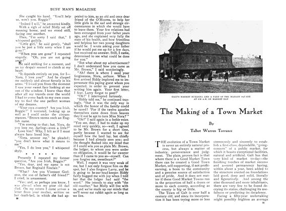Article Preview: The Making of a Town Market, April 1910 | Maclean's