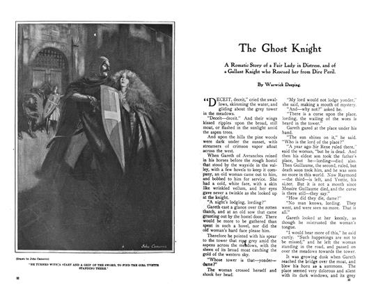 Article Preview: The Ghost Knight, May 1910 | Maclean's
